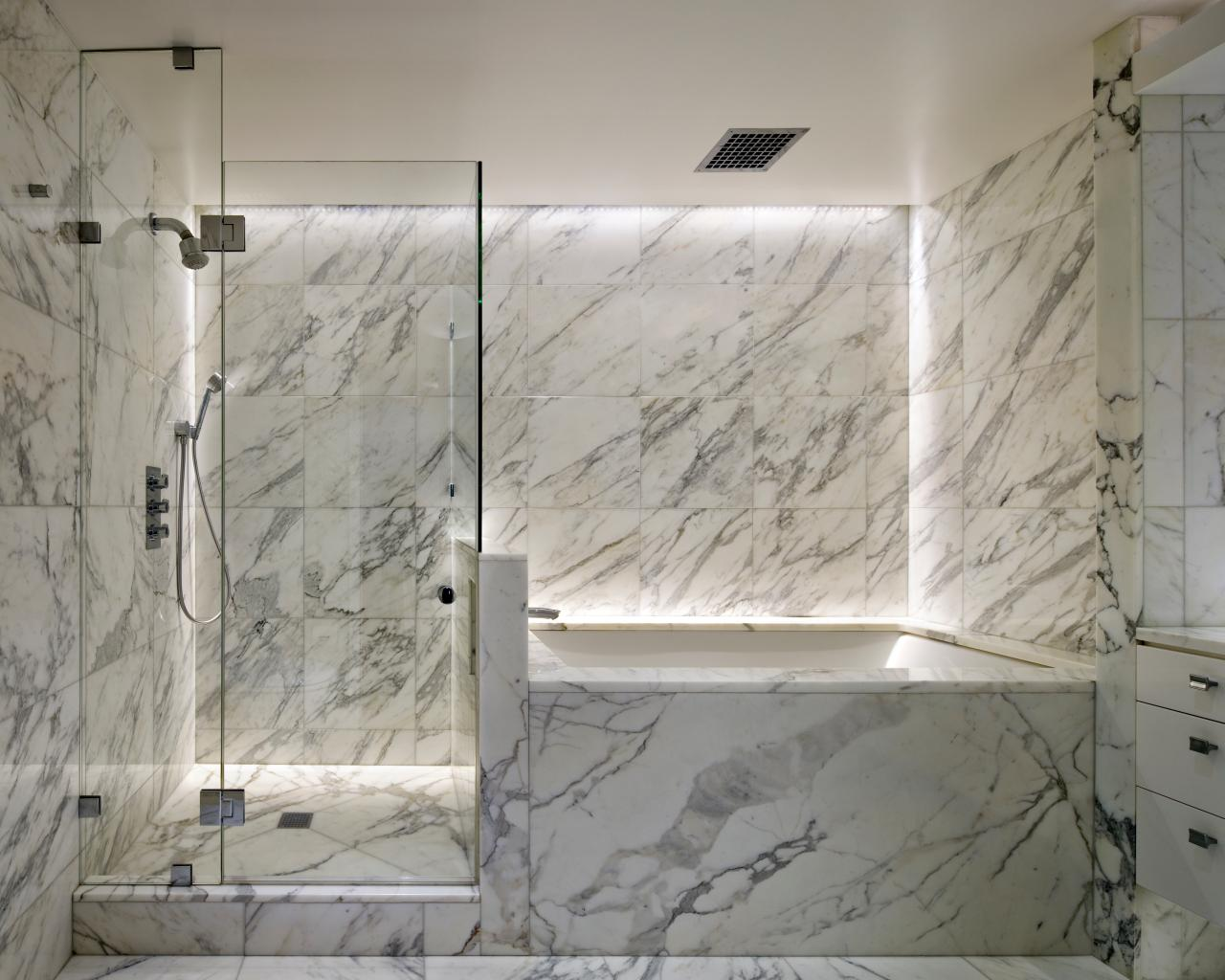 Marble for bathroom