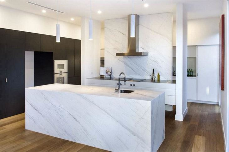 marble for kitchen